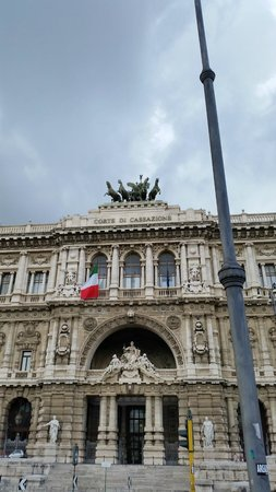Hotel Gerber: Roma Cassazione