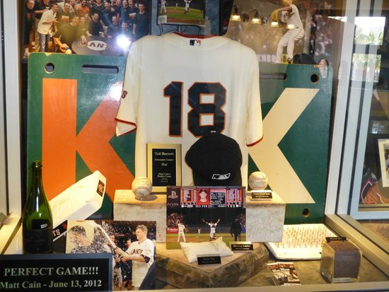 AT&T Park : Perfect Game