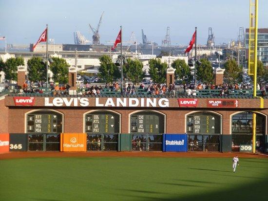 AT&T Park : Levis Landing