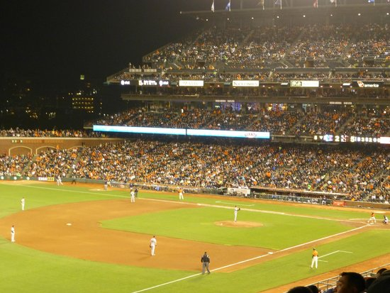 AT&T Park : Playball