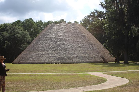 Mission San Luis de Apalachee : Large Community Building