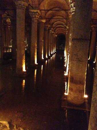 Real Istanbul Tours: Basilica Cistern