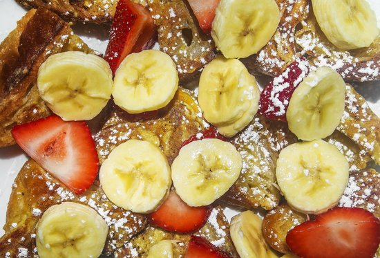 Black Magic Cafe : Our famous french toast