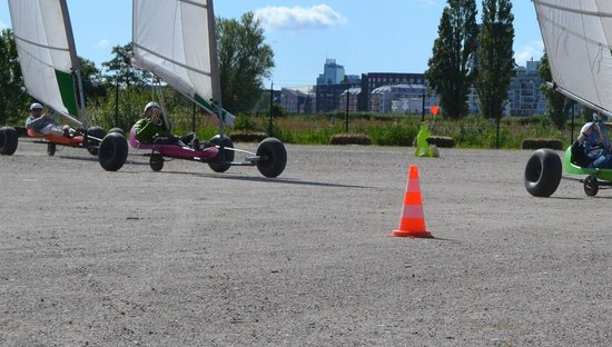 Wind 'n Wheels: family fun