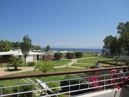 Skiathos Princess Hotel: view from room
