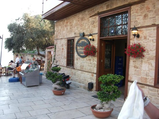 Harbour District/ Antalya Marina: Old Qarter
