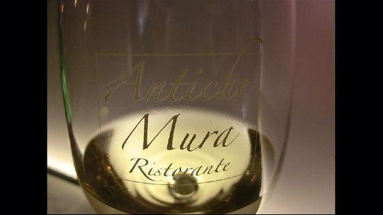 Antiche Mura: Perfect wine . Thank you Fabio.