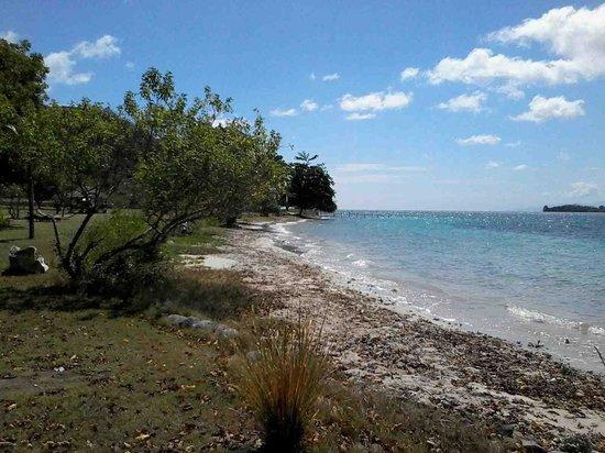 Pearl Beach Resort: Beach