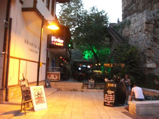 Harbour District/ Antalya Marina: Old Quarter Antalya
