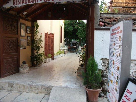 Harbour District/ Antalya Marina: Old Quarter
