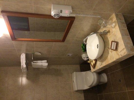 Tierra Viva Cusco Centro: Bathroom
