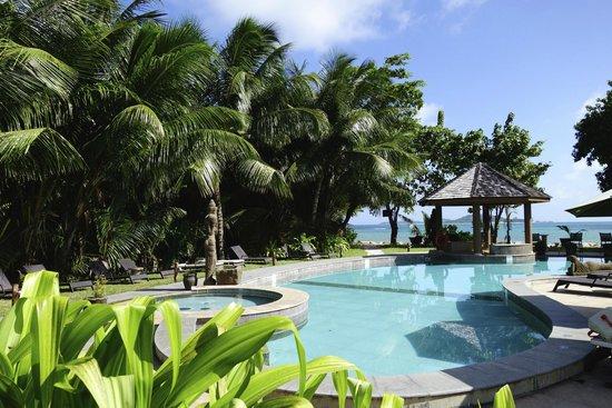 Castello Beach Hotel: Basen
