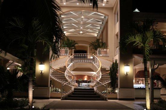 Sugar Beach Golf & Spa Resort : ingresso interno
