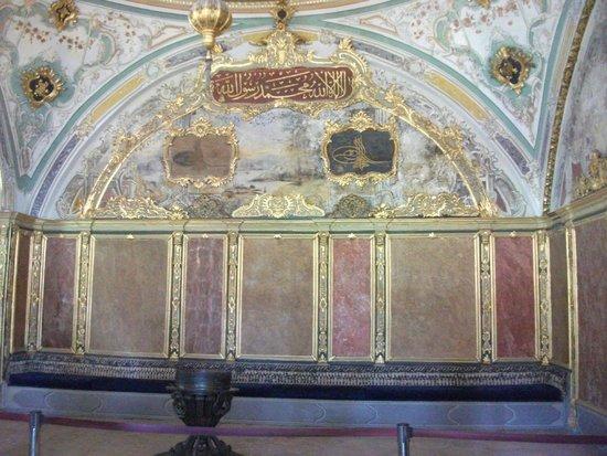 Topkapi Palace: Welcoming Room