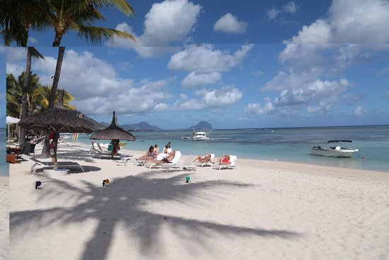 Sugar Beach Golf & Spa Resort: spiaggia