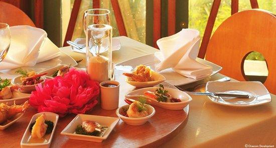 Steigenberger Golf Resort : La Rotisserie Fine Dining Restaurant