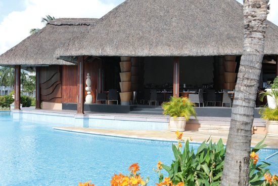 Sugar Beach Golf & Spa Resort: ristorante