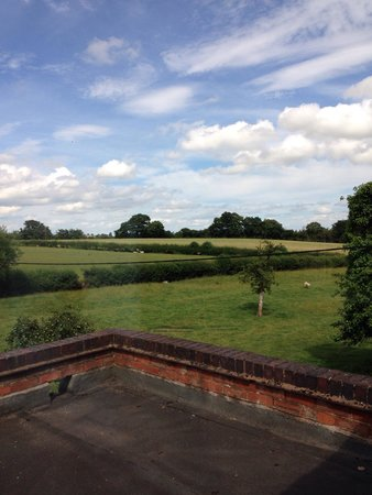 Ingon Bank Farm: View from family room