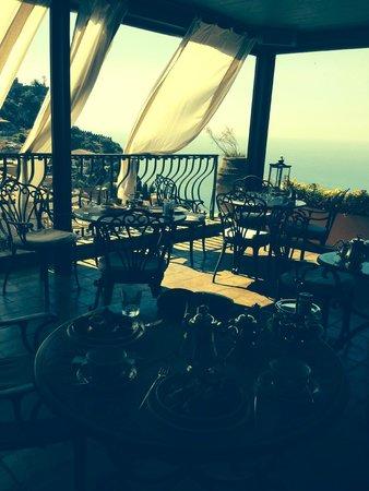 Hotel Villa Ducale: The Villa Ducale Terrace