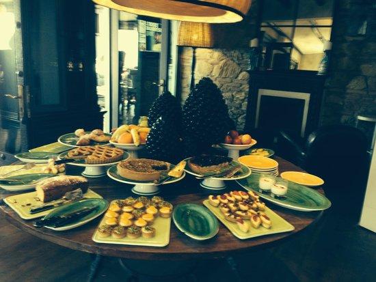 Hotel Villa Ducale: Breakfast at Villa Ducale