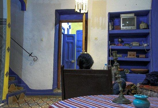Casa Amina: Salon