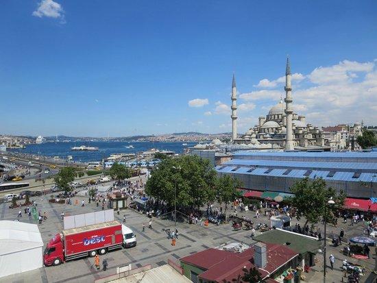 Hamdi Restaurant : View from Hamdi
