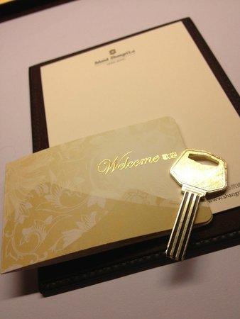 Island Shangri-La Hong Kong: key