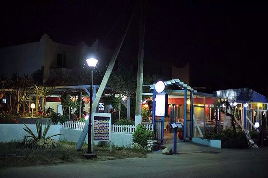 Tigaki, Grækenland: Great nights .