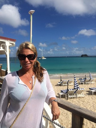 Grand Case Beach Club: Favorite day At GCBC!