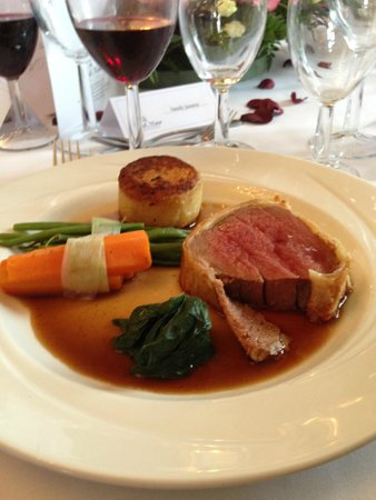 Eastwell Manor : Meal