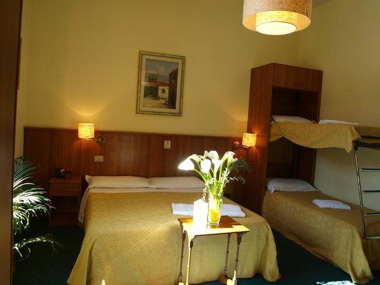 Hotel Trastevere: Camera Quadrupla