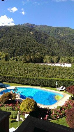 Hotel Paradies: Aussicht vom Zimmer