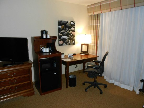 Country Inn & Suites By Carlson, Sunnyvale: working table
