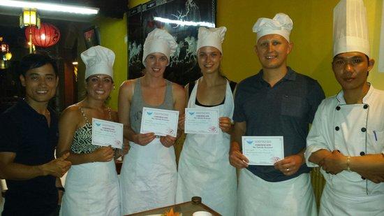 Blue Butterfly Cooking Class: 15/7/14