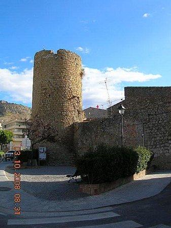 Castillo de Montgrí: beruchte heksentoren