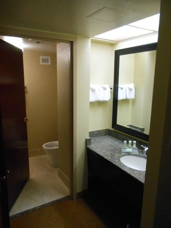 Country Inn & Suites By Carlson, Sunnyvale: bath
