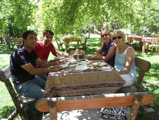 "Stream Cappadocia Boutique Tours: Lunch in the ""Apple Garden"""