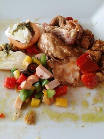 Le Fenix Sukhumvit: lunch