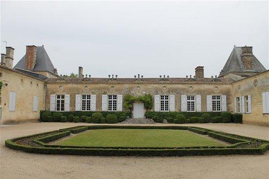 Château de Sales: la chartreuse