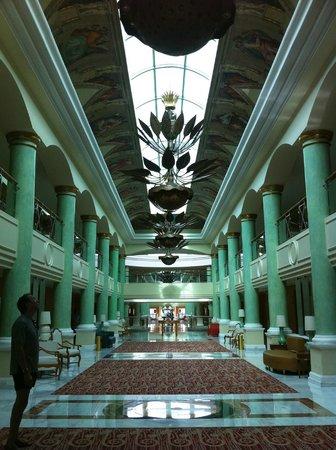 Iberostar Grand Hotel Paraiso: Couloir
