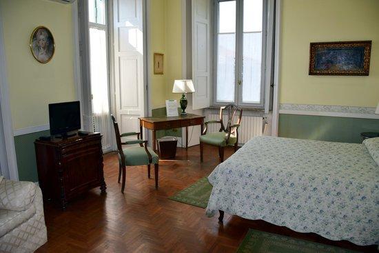 Villa San Gennariello b&b: unser Zimmer