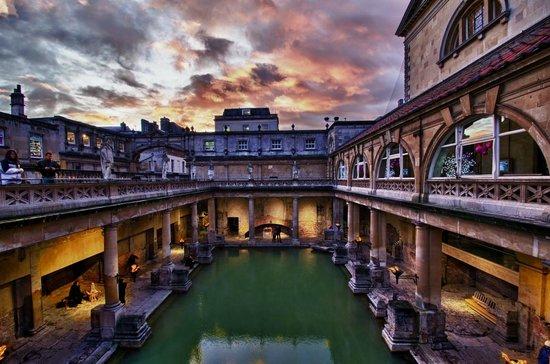 Your Russian Guide -  Tour: Roman Baths