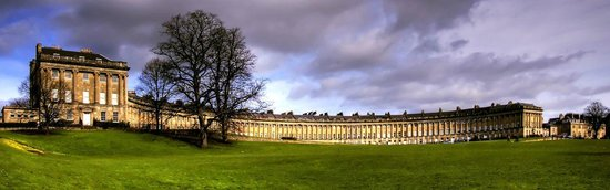 Your Russian Guide -  Tour: Royal Crescent