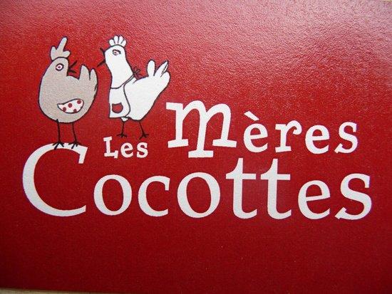 Les Meres Cocottes : Le logo