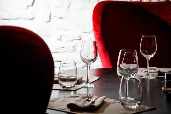 ลังโจ, ฝรั่งเศส: Restaurant