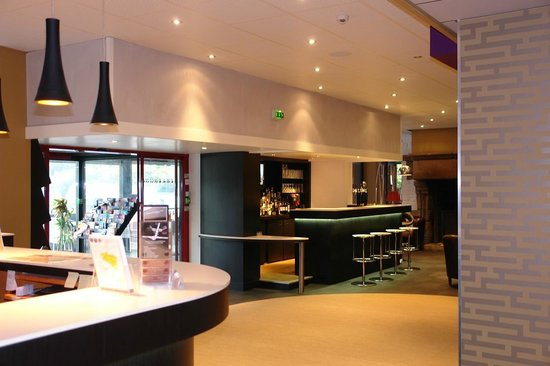 Brit Hotel Saint Brieuc : Bar
