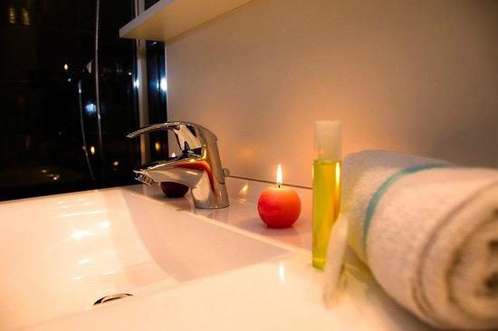 Brit Hotel Saint Brieuc : Chambre
