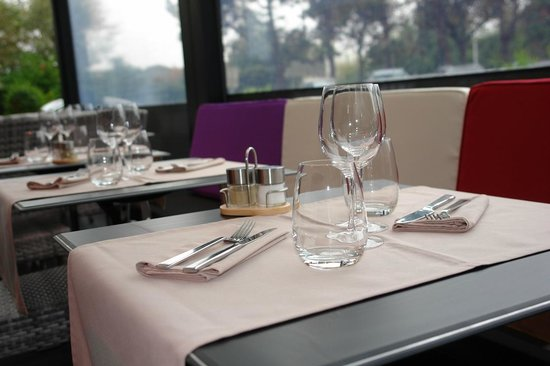 Brit Hotel Saint Brieuc : Restaurant