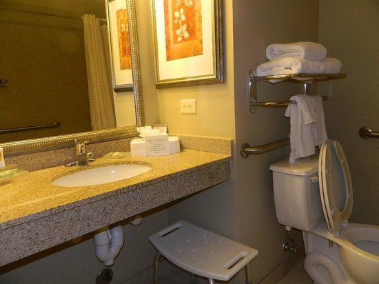 Country Inn & Suites By Carlson, Texarkana: Accessible for disabled