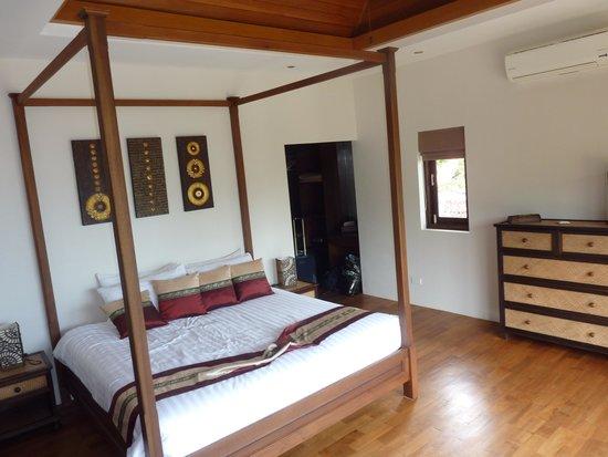 Koh Phangan Pavilions: værelset jasmin upper